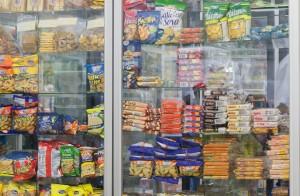 Snacks in cafeteria - UniversitySan Jose, Costa Rica