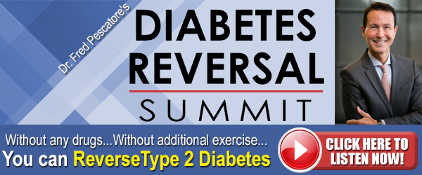 Diabetes Reversal Summit - Sign Up today!